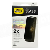 Otterbox Alpha Glass PRIVACY Screen Protector for iPhone 12/Mini/Pro/Pro Max New