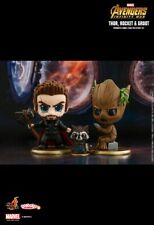 Hot Toys Cosbaby Avengers Infinity War Thor,Rocket & Groot COSB444