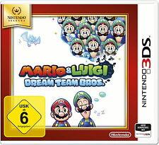 Nintendo 3ds GAME | Mario & Luigi Dream Team Bros.. | with OVP | Very Good