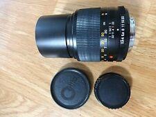 MC Minolta Celtic 135mm, 1:2.8 Camera Lens, 1022800, Japan,  SUPER CLEAN, Caps