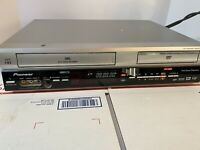 Pioneer DVR-RT500-S DVD Recorder/VCR  - Vcr Broken Dvd Works