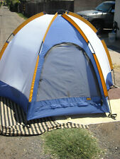 REI R. Dome Silver 3 Season Backpack Hiking Camping Tent