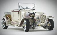 Hot Rod 1932 Ford Built Dragster Race Car 1966 Custom Pickup Truck Model 24gT40T