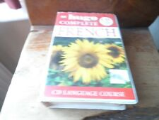 Hugo complete French Language course. CDs