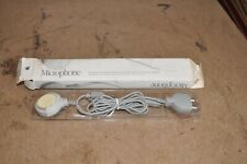 APPLE MICROPHONE 1990 NEW OLD STOCK