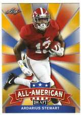 2017 Leaf Draft Football All-American Gold #AA-01 ArDarius Stewart