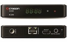 Octagon SX88 HD Satellite Receiver Linux Multistream PLP PLS T2mi Blindscan
