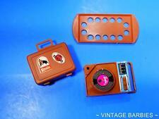 Busy Steffie Ken Barbie Doll Accessories HTF MINTY ~ Vintage 1960's