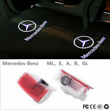 2Pcs Logo Led Door Courtesy Light Ghost Shadow Laser Projector for Mercedes-Benz (Fits: Mercedes-Benz)
