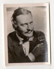 Curd Jürgens 1951 Greiling Film Star Series E Cigarette Card #10