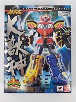 Bandai Tamashii Super Robot Chogokin Megazord Mighty Morphin Power Rangers