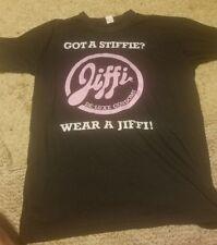 Got A Stiffie? Jiffi De-luxe Condoms 90s Novelty Youth Xl Rare