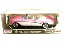 Buick ROADMASTER Convertible (PINK/white) 1957