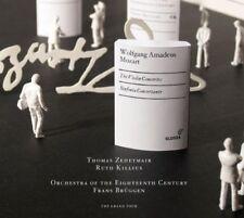 Thomas Zehetmair - Violin Concerto 1 3 & 5 [New CD]