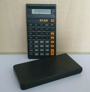 Vintage Texas Instruments TI30 Calculator. TESTER WORKING NEW BATTERIES FITTED
