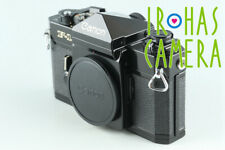 Canon F-1 35mm SLR Film Camera #28395 D3
