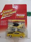 JOHNNY LIGHTNING 2005 MUSTANG & FORDS 1969 FORD TORINO TALLADEGA WHITE LIGHTNING