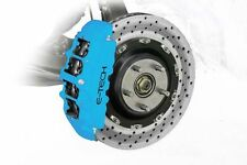 E-Tech Valve, Engine Bay & Wheel Hub Brake Caliper Paint Full Kit Set - Sky Blue