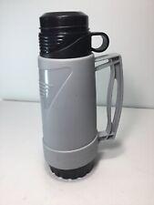 ALADDIN Single Cup Large Capacity Glass InsulatedThermos