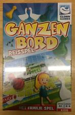 New & Sealed Clown Games Ganzenbord Reisspel Game