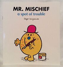 Mr Mischief - A Spot Of Trouble - Roger Hargreaves - Brand New