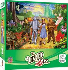 Wizard of Oz Off To See The Wizard 1000-Piece Jigsaw Puzzle