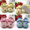 Newborn Toddler Baby Girl Boy Soft Crib Sole Cartoon Boots Prewalker Warm Shoes