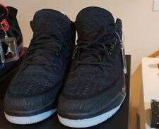 Nike Air Jordan 3 Retro Flyknit Black Glow in the dark US13 DSWT