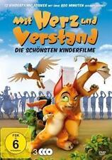 Mit Herz und Verstand - Die schönsten Kinderfilme DVD NEU & OVP 733