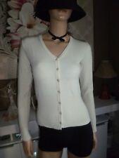 Vero Moda Damen Fein Strickjacke - Cardigan - Pullover in Mint  Gr. M  Neu