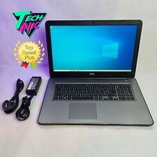 "Dell Inspiron 17.3"" Laptop, Intel Core i7-7500U, 8GB, 1TB, R7 M440, 17 5767 FHD"