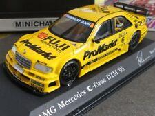 1/43 Minichamps MB Classe C DTM 1995 ProMarkt Zakspeed K. Thiim Prix Spécial 24,99