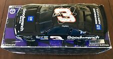 Dale Earnhardt Sr Signed RARE 1997 GM Goodwrench NASCAR 1/24 Diecast Action Car