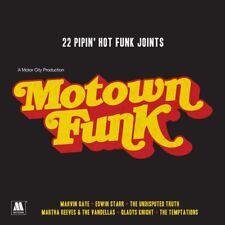 Various Artists - Motown Funk - vinyl Rsd 2017 2LP New!