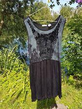 Magnifique Robe noir 42/44 La redoute création Porté 1fois