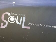 Disney Soul Soundtrack Trent Reznor Clear Colored Vinyl / 9 Inch Nails