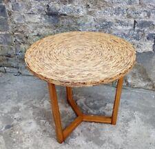 Exclusiver Design Couchtisch Holz Handarbeit Unikat Beistelltisch Bali