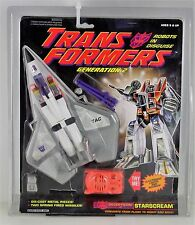 Hasbro Transformers Generation 2 Starscream COMPLETE IN PACKAGING