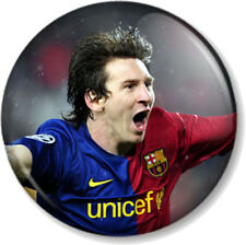 "Lionel Messi 25mm 1"" Pin Button Badge Football FC Barcelona Leo Argentina Soccer"