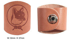 SCOUTS OF CHINA (TAIWAN) - WOOD BADGE FOX PATROL SCOUT Neckerchief (N/C) Slide
