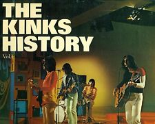 THE KINKS HISTORY VOL. 1 Do-LP FOC (L7241)
