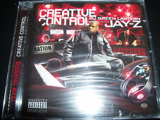 DJ Green Lantern And Jay-z - Team Invasion Creative Control - New