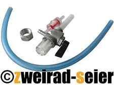 Set Benzinhahn Hahn, Schlauch, Benzinfilter Simson S50 S51 S53 S70 S83