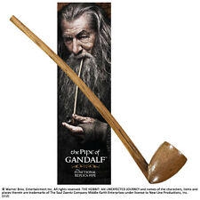 The Hobbit Gandalf's Pipe Noble Collection Working Replica Lord of the Rings