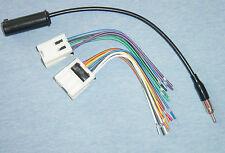 Radio Wire Harness Antenna Adapter for some Nissan Pathfinder Xterra Altima 350z