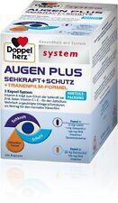 Doppelherz system Augen Plus Sehkraft+ Schutz, 120 Kapseln 6560987