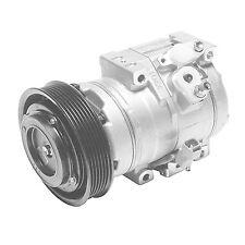 DENSO 471-1280 New Compressor And Clutch