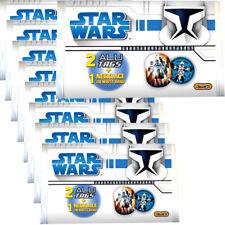 9 Stück Wundertüte Star Wars Clone Wars Halskette Armband Alu Tag Plaketten