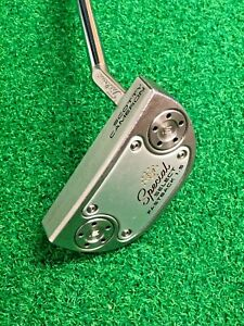 """Scotty Cameron Special Select Fastback 1.5 34"""" RH - USED"""