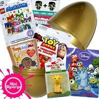 GIRLS SURPRISE EGG BUNDLE - Toys & Me, Disney, Unikitty, Ty Beanie Mystery Packs